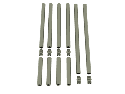 Scaff Tube Kit