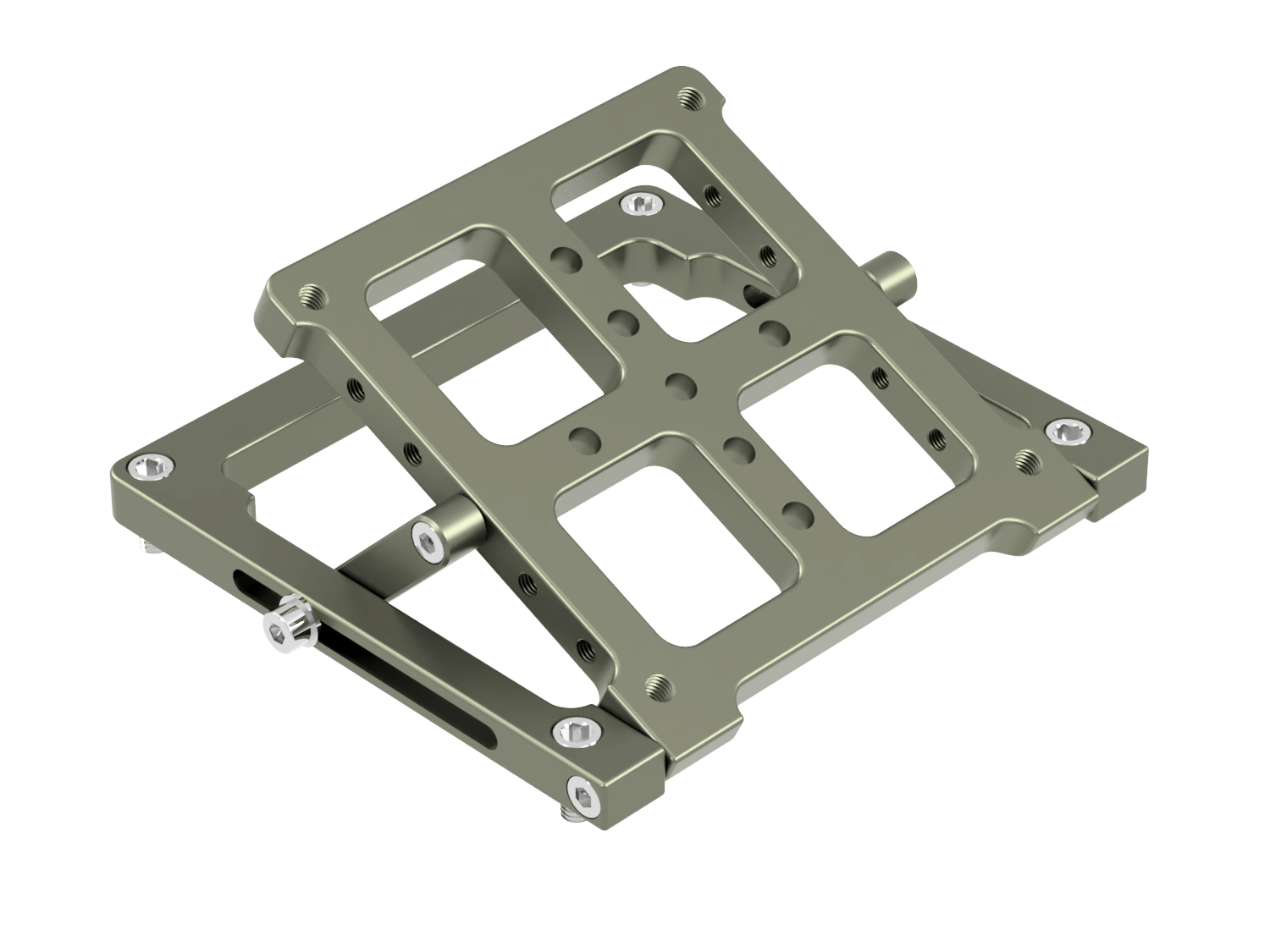 Adjustable Wedge Plate