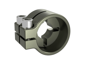 Scaff to 1 Inch Reducer Clamp